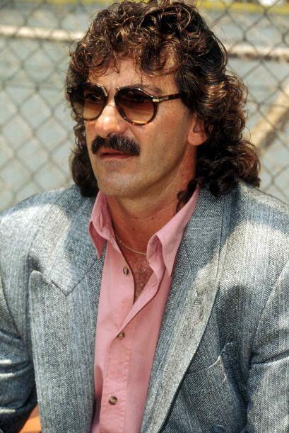 """El """"Bigotón"""" comenzó su carrera como DT con Oaxtepec en 1983. Su primer..."""