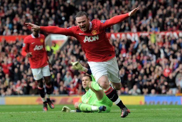 Eso fue hasta que apareció el olfato goleador del delantero Wayne Rooney.