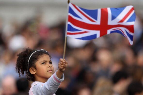A pesar del enorme desinterés de los británicos cuando Londres se convir...