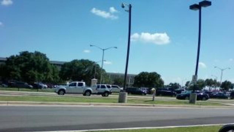 Esta mañana se registró un tiroteo en la base Fort Sam Houston de San An...