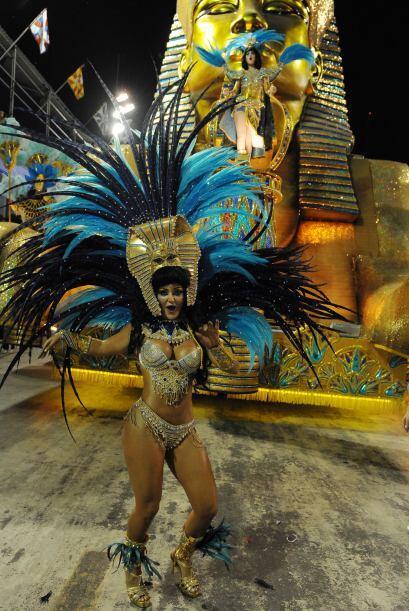 Sergio Cabral, el gobernador de Rio de Janeiro, celebró con todos los gr...