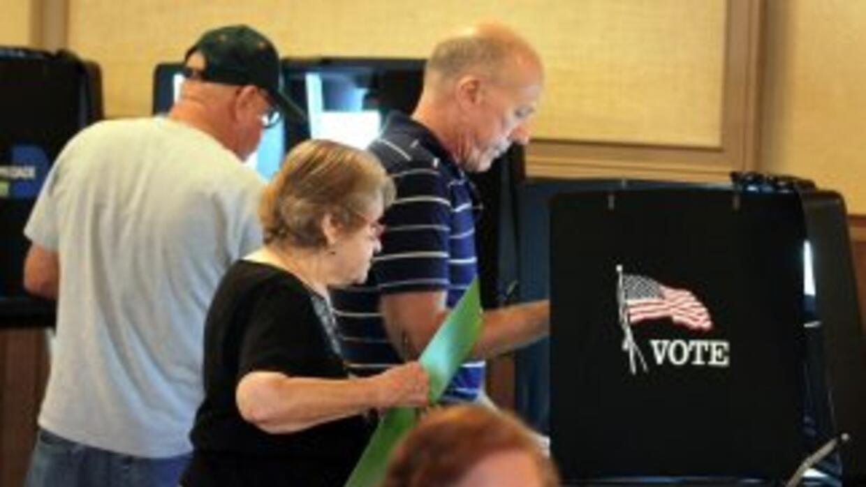 Ahora Marco Rubio, Kendrick Meek y Charlie Crist se medirán en las urnas...