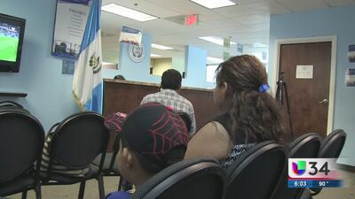 Representantes diplomáticos en Atlanta expresaron su rechazo a la separación de familias