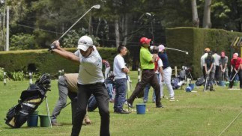 Conoce la nueva variante del golf.