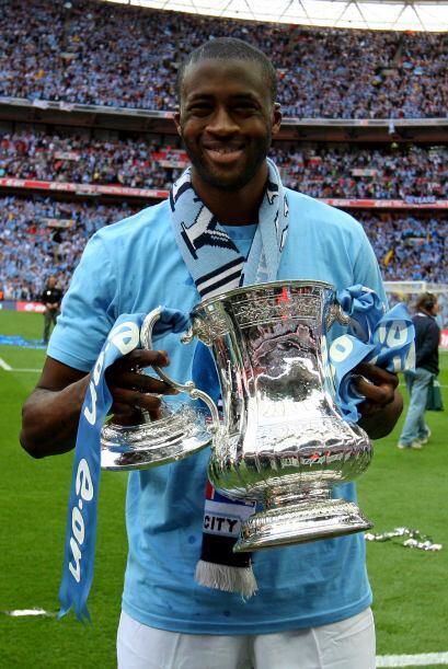 Marcó el gol con el que su club levantó la FA Cup y es uno de los culpab...