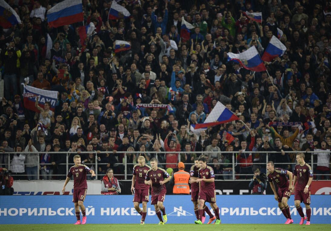 El Otkrytie Arena se prepara para la Copa Confederaciones y el Mundial d...