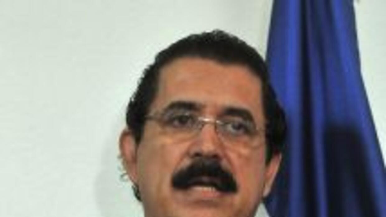 Un embajador de EU calificó al ex presidente hondureño, Manuel Zelaya c...