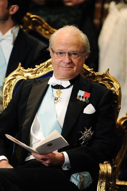 REY CARL XVI GUSTAF- Los , 5.5 millones (poco más de $7 millones) que re...