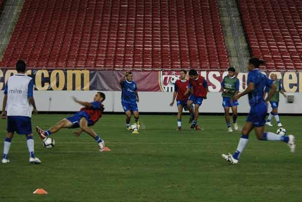 El Salvador contará con muchos de los jugadores que participaron en las...