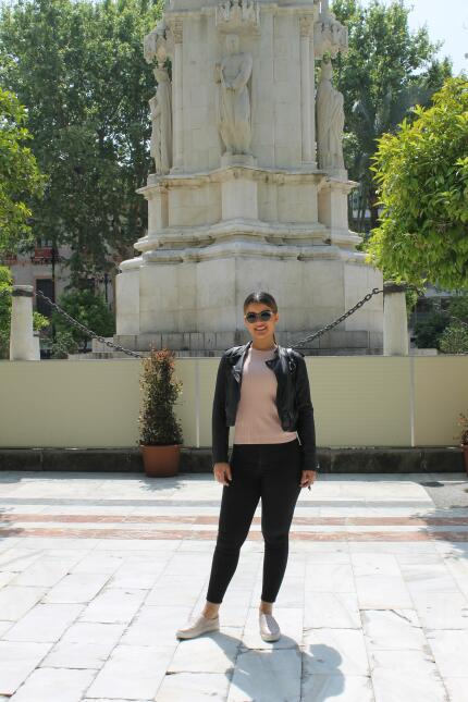 Estas son las fotos más bellas de Clarissa Molina en Sevilla IMG_4348.JPG