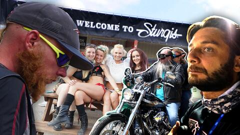 Sturgis Motorcycle Rally 2017