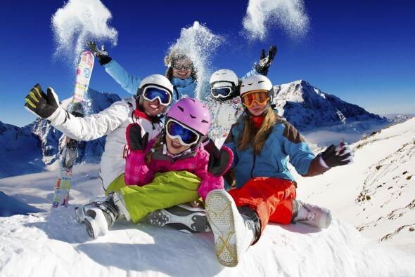 """""""En Denver porque mi hijo cumple ese día y quiere esquiar""""-  Ana J Rosad..."""