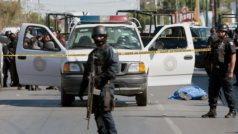 Ciudad Juárez (Imagen de archivo)