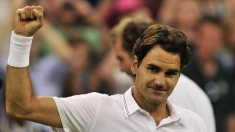 El tenista suizo Roger Federer anunció el martes que por segunda ocasión...