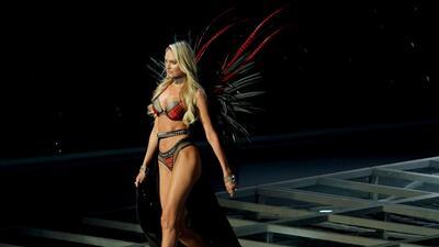 Estas son las imágenes por las que un ángel de Victoria's Secret fue atacada en redes sociales