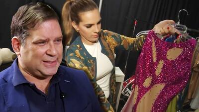 Plumas, lentejuelas, colores y más: así es como se prepara el espectacular vestuario de Mira Quién Baila