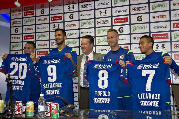 Hablando de la Liga Mexicana América, Cruz Azul, Monterrey, Chivas y Atl...