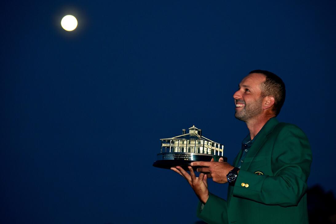 Sergio García: Campeón del Abierto de Augusta GettyImages-666628230.jpg