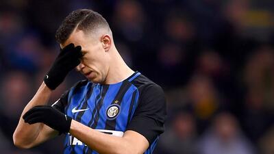 Inter, sin Mauro Icardi, tropieza ante el Crotone y sigue en crisis