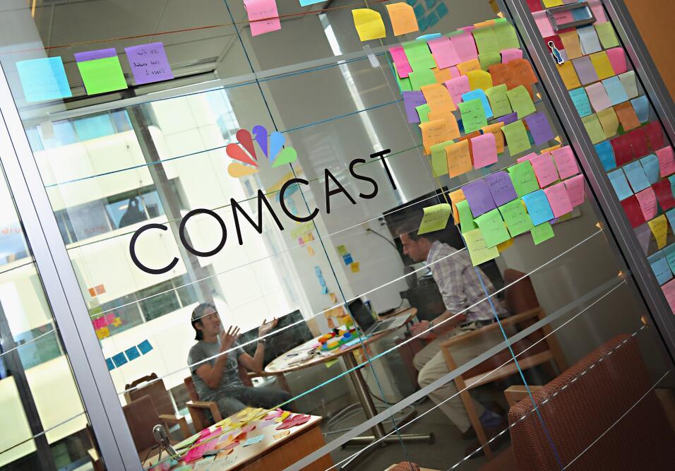 El número 15 de la lista lo ocupa Comcast. 24/7 WallSt. reconoce...