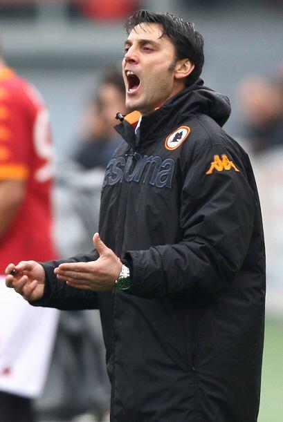Primera sorpresa negativa para Vincenzo Montella, su reciente técnico.