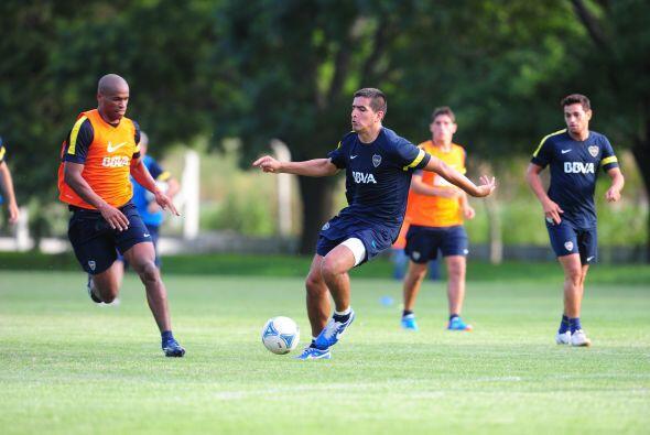 En 2008 su vida cambió al ser fichado por Boca Juniors, donde permaneció...