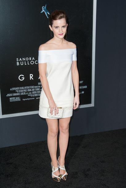 Emma Watson la hemos visto evolucionar desde que era una niña. Y...