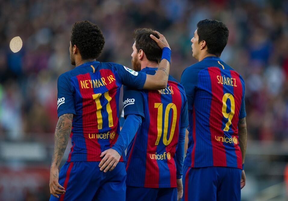 Piqué dice que en la boda de Messi ya sabía que Neymar se iba del Barcel...