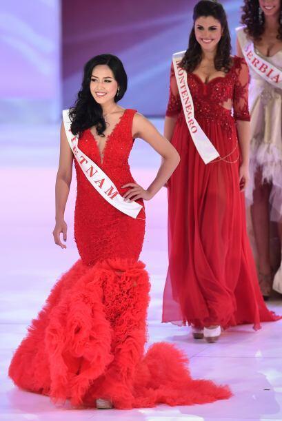 Miss Vietnam, Loan Nguyen Thi
