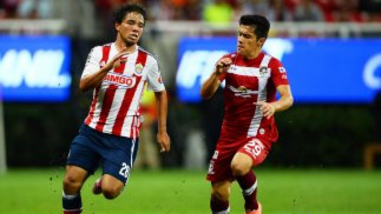 Chivas vs. Coras en duelo pendiente de la fecha 2 de la Copa MX.