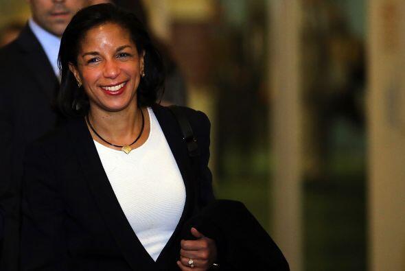 En ese atentado, del 11 de septiembre de 2012, murió el embajador Chris...