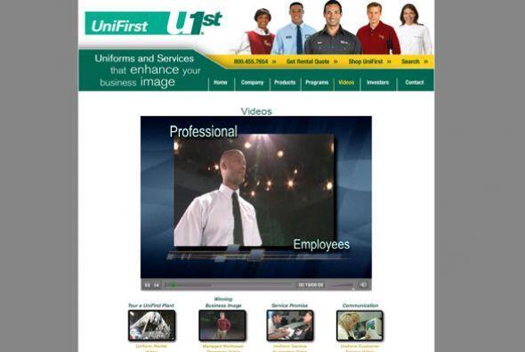 UNIFIRST- La compañía de uniformes busca gente que se dedique a las ventas.