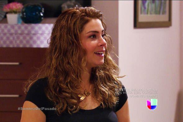 Te pasas Valeria, Cristóbal cayó en tu trampa y no sospecha que te pusis...