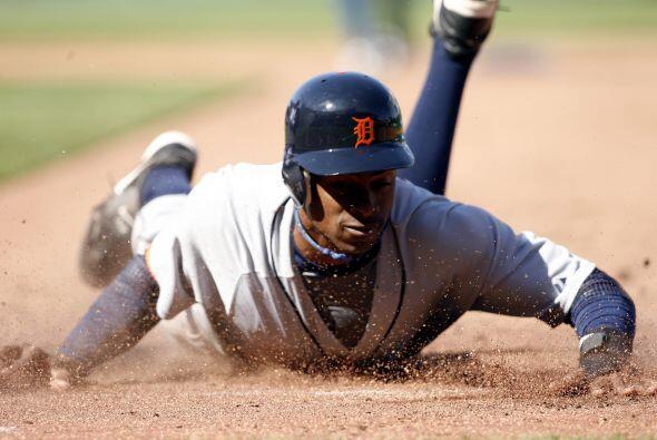 También en el béisbol, Curtis Granderson jugó para...