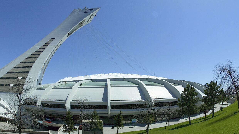 Con capacidad para 56,000 personas, el Estadio Olímpico fue dise&...