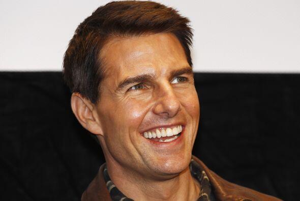 Su magnetismo y popularidad hacen de Tom Cruise uno de los actores más a...