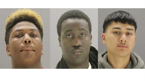 Elijah Willis, Sylvanus Lanier y Marco García están acusad...
