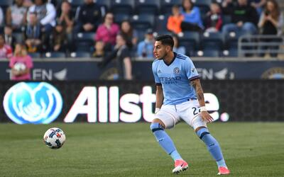Rónald Matarrita seguirá en New York City FC.