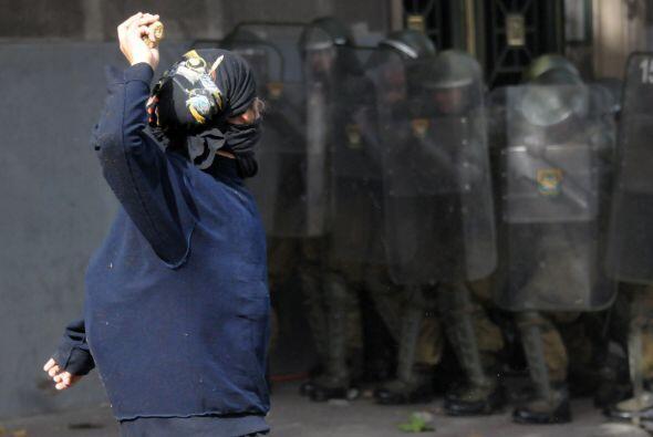 Los últimos días en el país se han sucitado diferentes protestas por par...