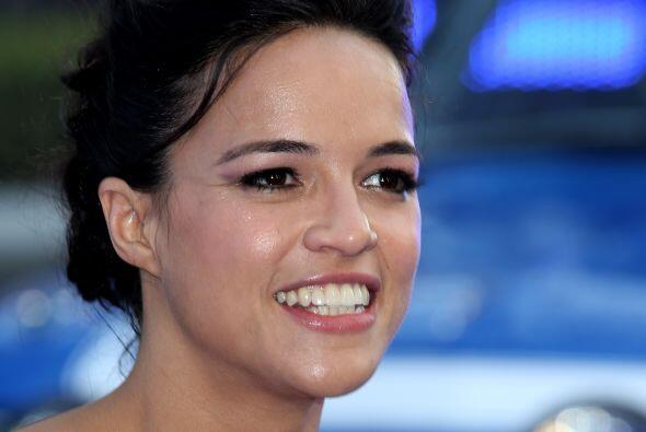 Michelle Rodriguez: Hija de padre puertorriqueño y madre dominica...