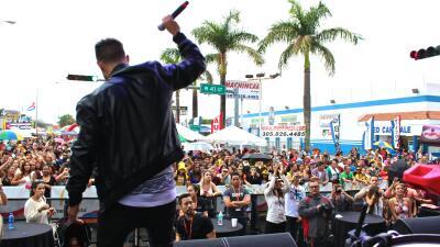 Latin Grammy Hialeah 2014
