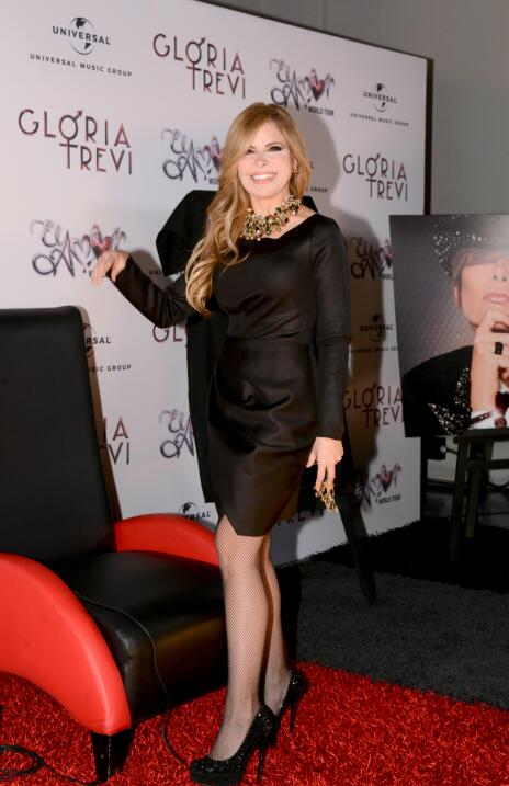 Gloria Trevi anuncia su 'Amor World Tour'
