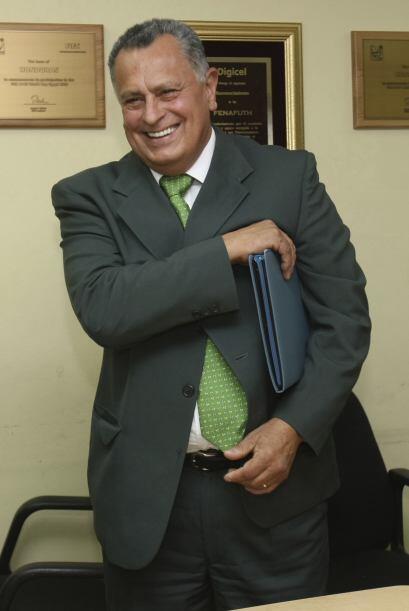 Otro mexicano que se ha consolidado en Centroamérica es Juan de Dios 'El...