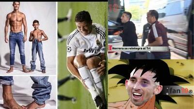 Memelogía | El regreso de Héctor Herrera al 'Tri', más burlas del Draft y fútbol mundial