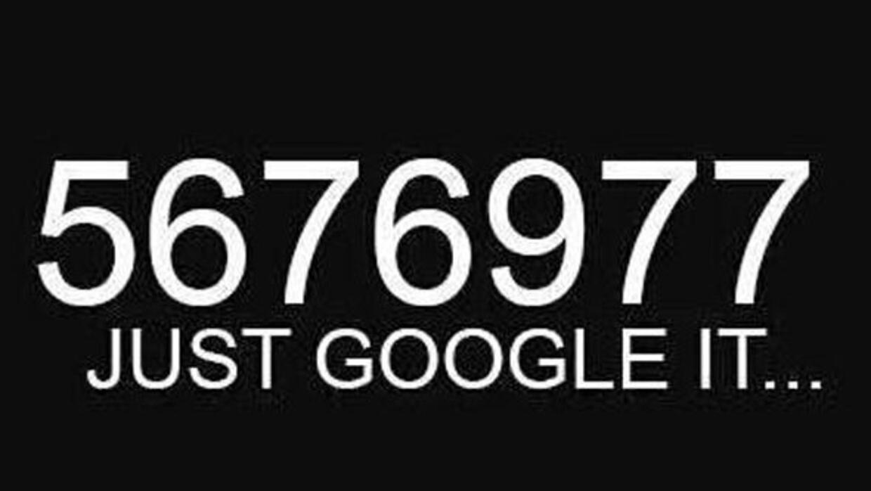 Este número arroja una supuesta patente para curar el SIDA.