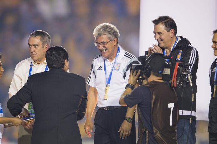 Ferreti vs Almeyda un duelo de personalidades en la gran final de la Lig...
