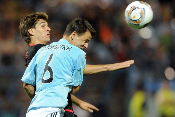 Resultó un partido ríspido, pero los 'Leones' supieron hacer su fútbol.