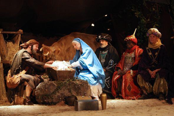 Cuando llegó a España, el rey Carlos III ordenó que la presentación se e...