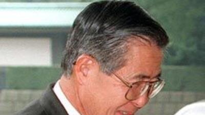 A Alberto Fujimori le gustaría volver a ser presidente de Perú.