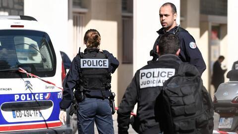 Las policía ha desplegado una operación para dar con el pa...